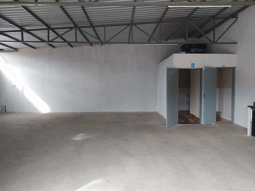 Imagem 1 de 15 de Ponto Comercial Para Alugar No Bairro Parque Das Aroeiras Ii - 756-2