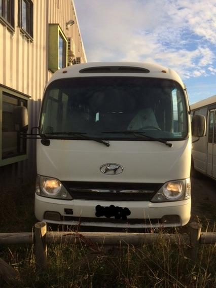 Hyundai County 25 Dlx. 2013