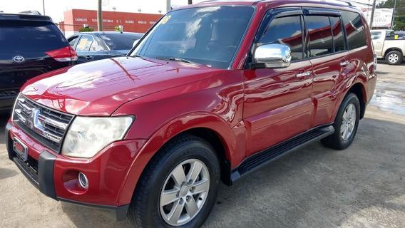 Mitsubishi Montero Did Roja 2008