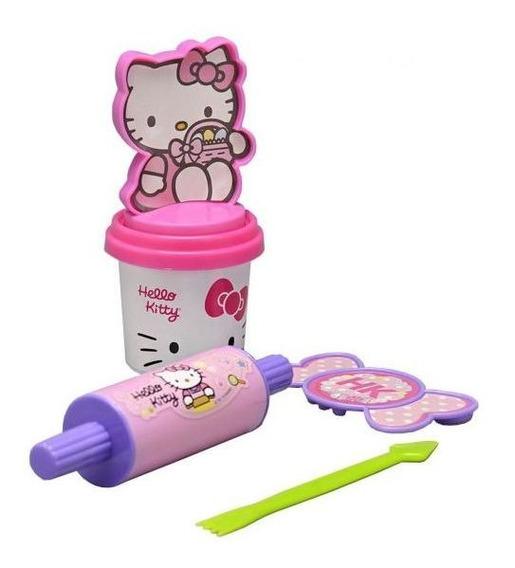 Meu Kit De Modelar Hello Kitty 1112 Sunny - Rosa