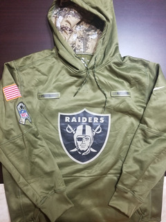 hot sale online ab34f 20570 Sudadera Oakland Raiders Salute Service - Todo para Fútbol ...