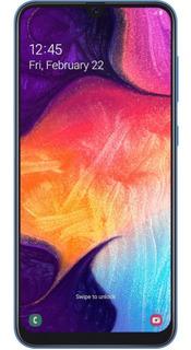 Samsung Galaxy A50 2019 Libre 64gb 4gb/incluye Funda+vidrio