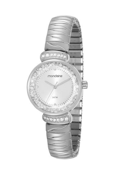 Relógio Feminino Mondaide 83363l0mvne2 Promoção Dia Dos Pais