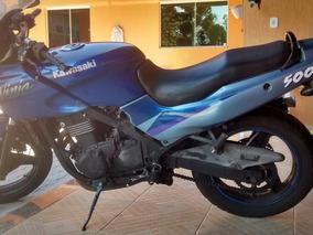 Ninja 500 Filé