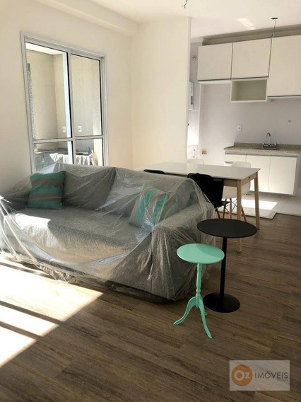 Apartamento Com 2 Dormitórios Para Alugar, 56 M² Por R$ 2.000/mês - Vila Yara - Osasco/sp - Ap0009