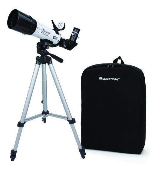 Telescópio Celestron Eclipsmart Travel Solar Scope 50