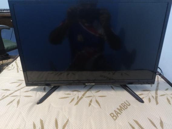 Vendo Monitor Tv Da Multilaser 24 Polegadas Sem Conversor ,