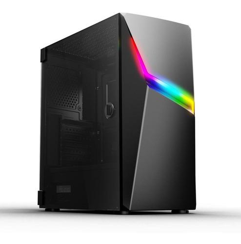 Pc Gamer Core I5 8gb Hd 1tb Rx 550 4gb Black Friday