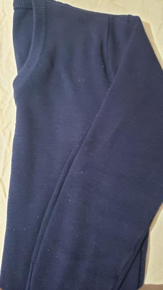 Sw Azul Colegial Talle 18 Usado En Muy Buen Estado