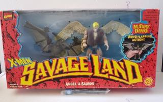Marvel Toy Biz Angel Sauron X Men Savage Land Tierra Salvaje