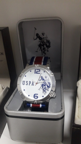 Relógio Polo Assn Lindo Original