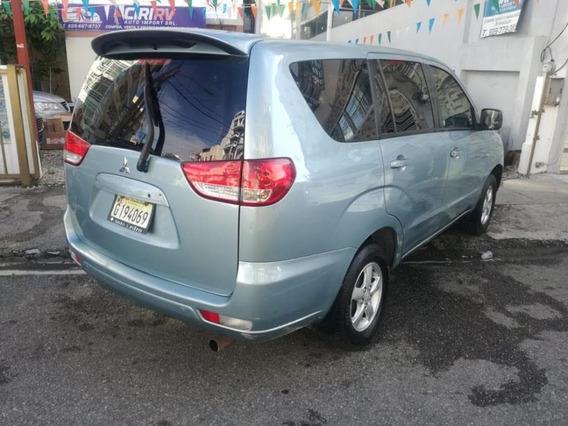 Mitsubishi Singer, 3 Filas De Asiento, Minivan Familiar-