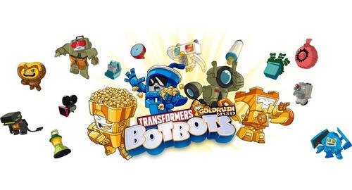 Transformers Botbots 2 Modos Pack 8 Hasbro E3494 Edu