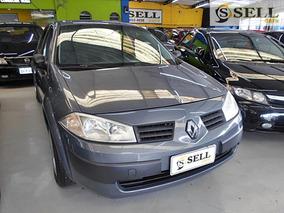 Renault Megane 1.6 Expression Hi-flex 4p