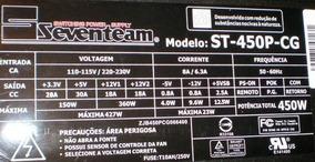 Fonte Seventeam St-450-cg