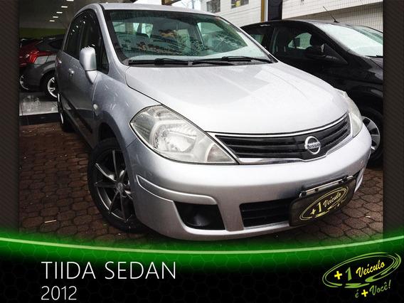 Nissan Tiida Sedan 1.8 2012 Prata