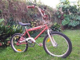 Bicicleta Infantil Cross Bmx - Rodado 20