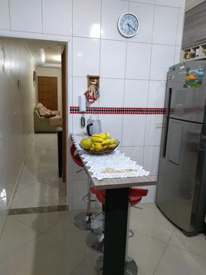Lindo Sobrado Em Santo Andre - Vila Linda