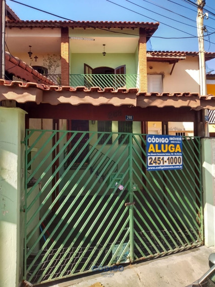 Sobrado 2 Dormitórios Em Vila Moreira. - 01892-2