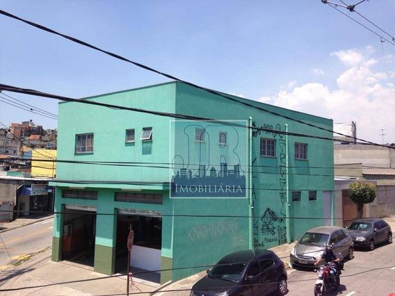 Galpão À Venda, 238 M² Por R$ 730.000,00 - Vila Engenho Novo - Barueri/sp - Ga0020