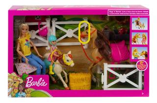 Barbie Familia, Chelsea Diversión Caballo