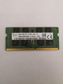 Memoria Ram Skhinyx 8 Gb Ddr4 Sodimm 2133 Mhz Para Laptop