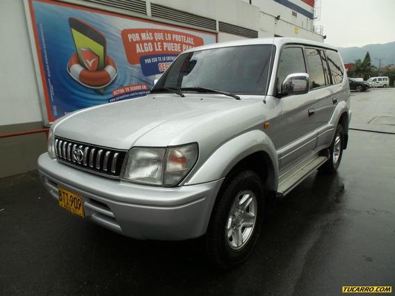 Toyota Prado Vx C