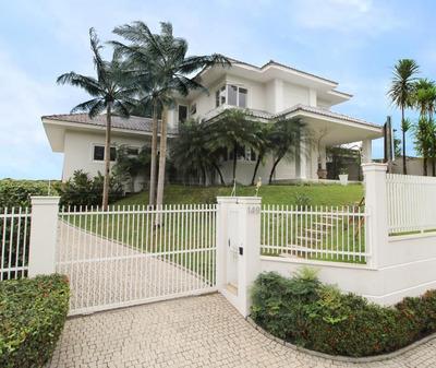 Casa No América Com 4 Quartos Para Locação, 467 M² - 701