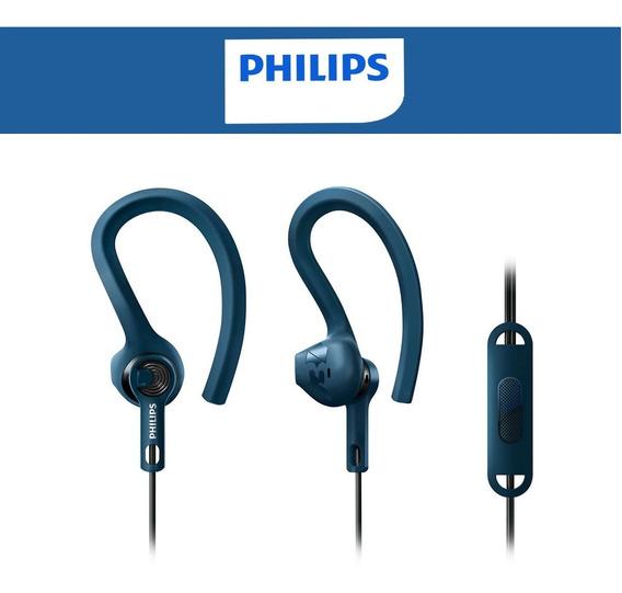Fone De Ouvido Philips Shq1405 Resistente A Agua Ipx4