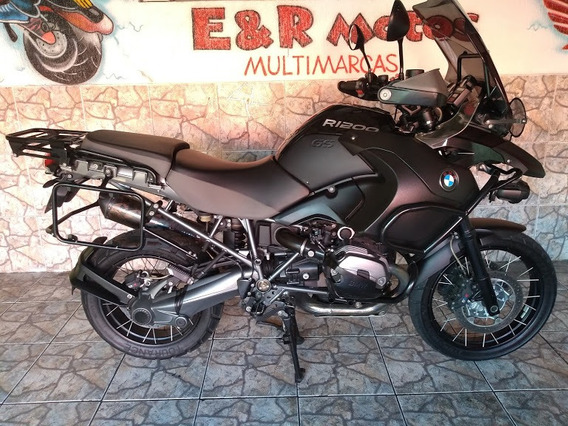 Bmw/r 1200 Gs Adventure Triple Black