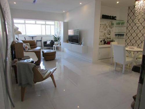 Imagem 1 de 15 de Apartamento 117m² Próx Ao Riomar Papicu - Ap4483
