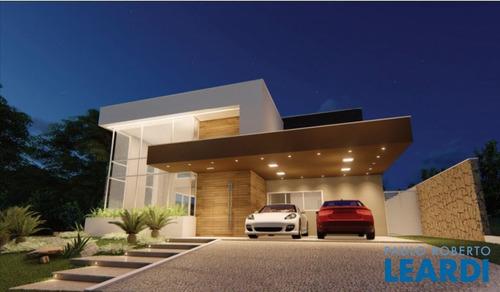 Casa Em Condomínio - Alphaville Nova Esplanada - Sp - 633996
