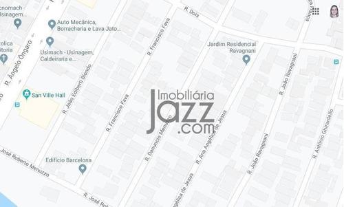 Imagem 1 de 2 de Terreno À Venda, 280 M² Por R$ 193.000 - Jardim Residencial Ravagnani - Sumaré/sp - Te1063