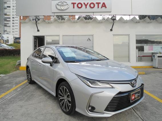 Toyota Corolla Seg 2020