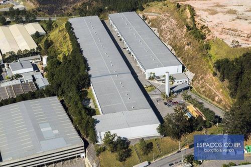 Galpão Logístico Para Alugar, 3520m² - Itapevi - Itapevi/sp - Ga0387