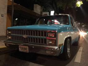 Chevrolet Cheyenne 81