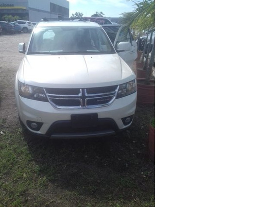 Dodge Journey R-t 3.6l Nav Dvd 2016 Seminuevos