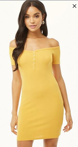 Vestido Corto (tienda Forever 21)