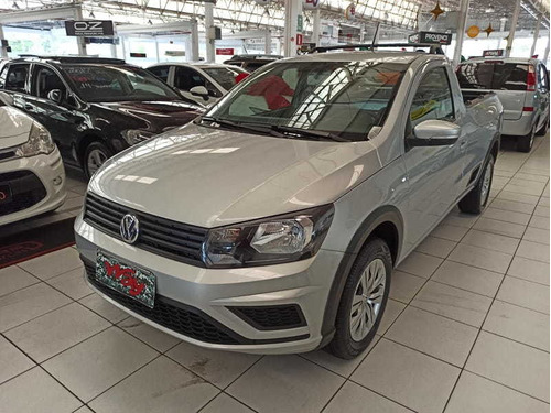 Volkswagen Nova Saveiro Tl Mbvs