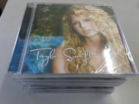 Cd Taylor Swift - 2008 - Deluxe Version - Tir. Aa - Lacrado