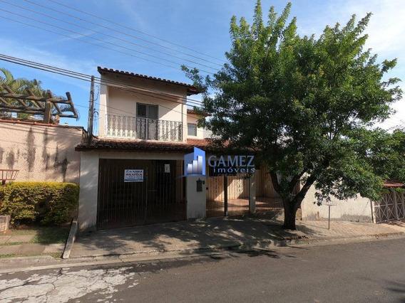 Casa Com 3 Dormitórios Para Alugar, 185 M² Por R$ 2.000/mês - Jardim Do Lago - Atibaia/sp - Ca1022