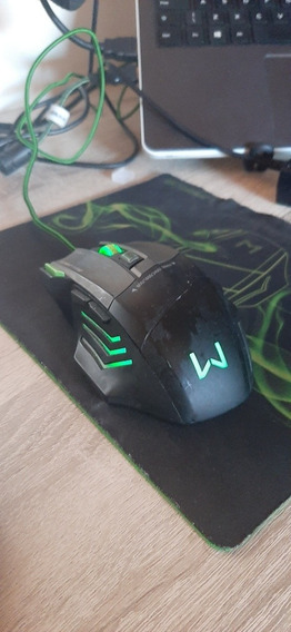 Mouse Gamer Multilaser