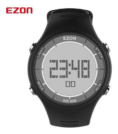Relógio Ezon L008 Cronômetro / 5atm
