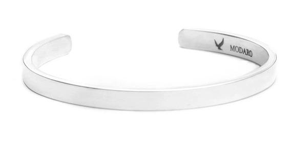 Bracelete Masculino De Prata De Lei 950 - Artesanal