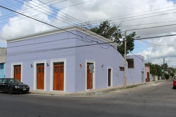 Casa En Venta En El Centro Histórico De Mérida, Cerca Del Barrio De La Ermita
