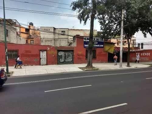 Terreno En Venta Avenida Miguel Ángel De Quevedo Coyoacan