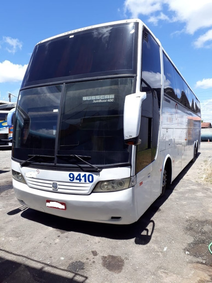 Ld Busscar Jumbus 400 Volvo B12r 48 Lugares Completo