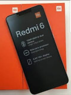 Celular : Xaiomi Redmi 6