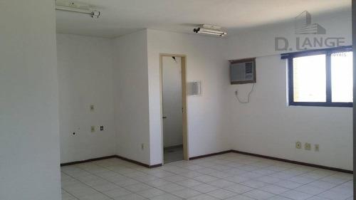 Sala À Venda, 65 M² Por R$ 350.000 - Castelo - Campinas/sp - Sa1490