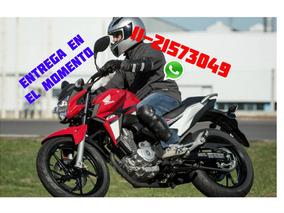 Nuevo Twister Cb250 0km 2019
